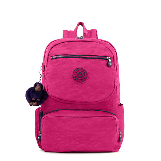 Dawson Large Laptop Backpack,Very Berry Contrast,large