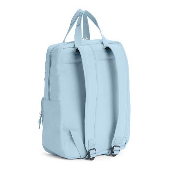 Sharpay Medium Laptop Backpack,Serenity,large