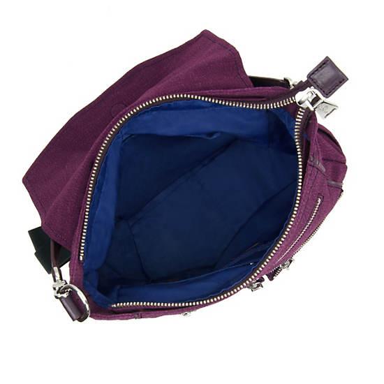 Kaeon Crusader Convertible Backpack Tote,Purple,large