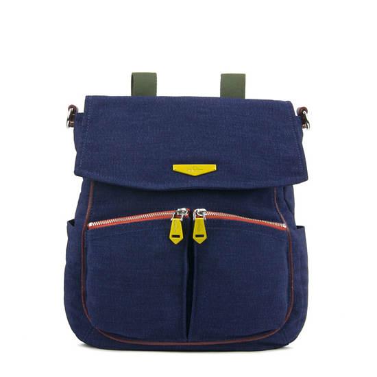 Kaeon Crusader Convertible Backpack Tote,Blue,large