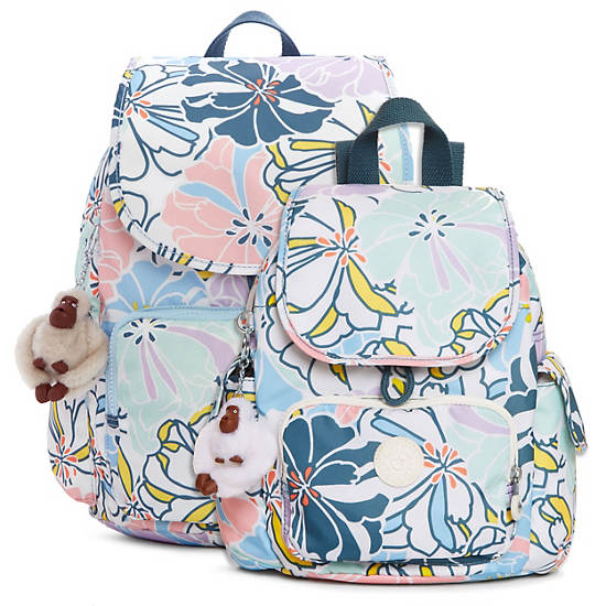 Ravier XS Printed Backpack,Hello Spring,large