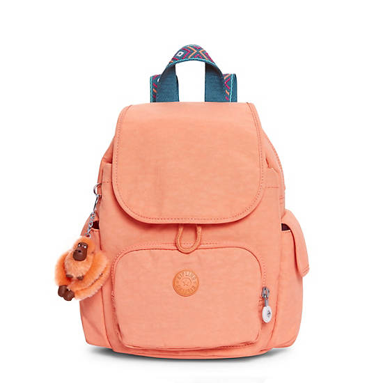 Ravier XS Backpack,Peachy Pink,large