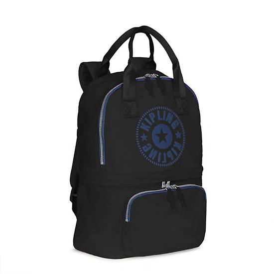 Declan Convertible Backpack/Tote,Black,large