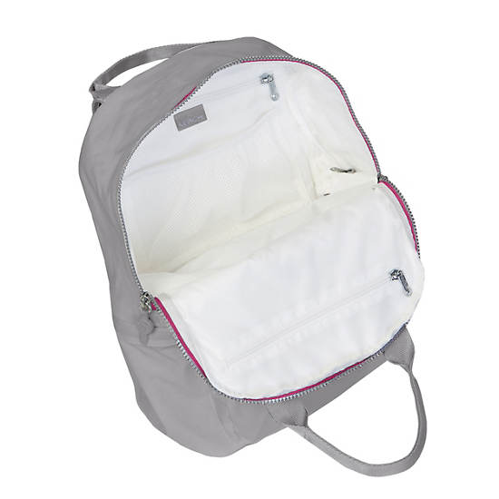 Declan Convertible Backpack/Tote,Slate Grey,large