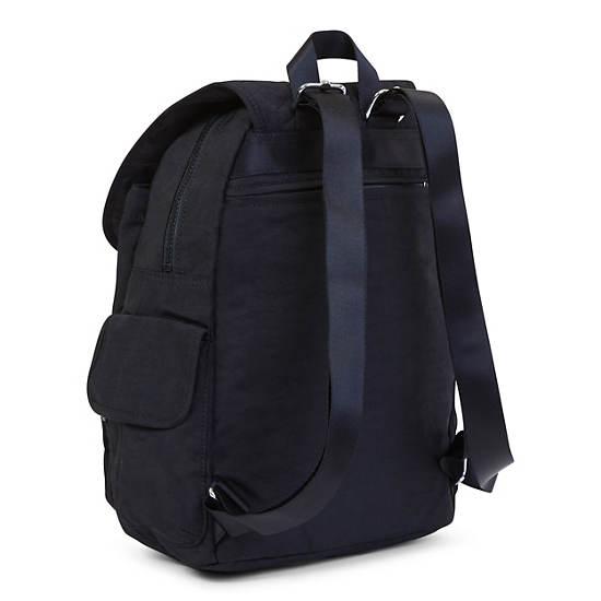 Ravier Medium Backpack,Black,large