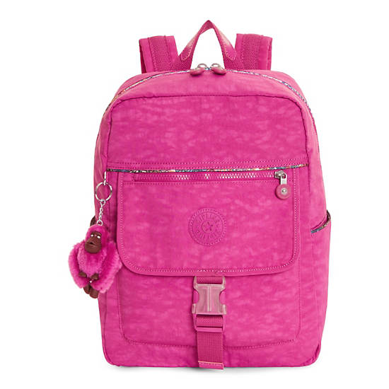 Gorma Laptop Backpack,Very Berry,large