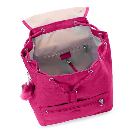 Karita Small Backpack,Very Berry,large