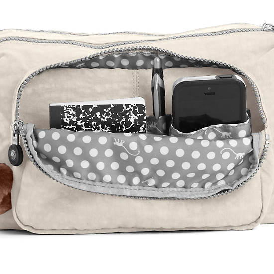 Reth Crossbody Bag,Bisque Combo,large
