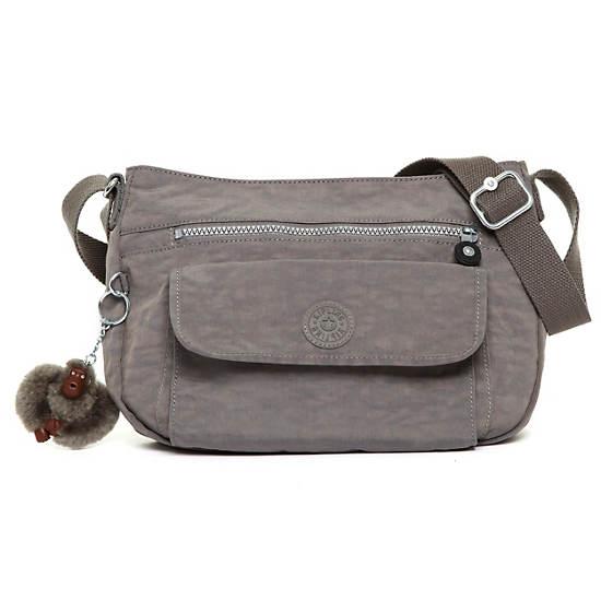 Syro Crossbody Bag,Celo Grey,large
