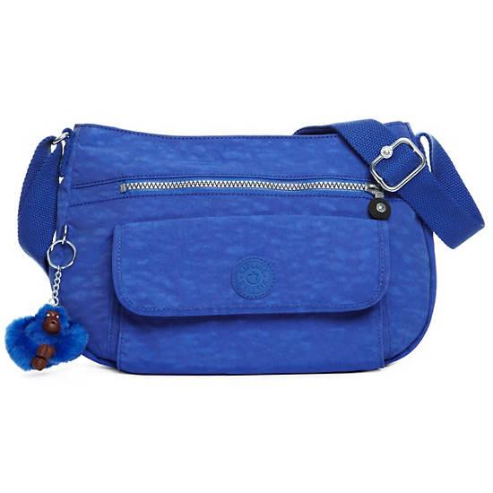 Syro Crossbody Bag,Glacier Blue,large