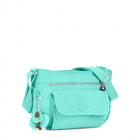 Syro Crossbody Bag,Fresh Teal,large