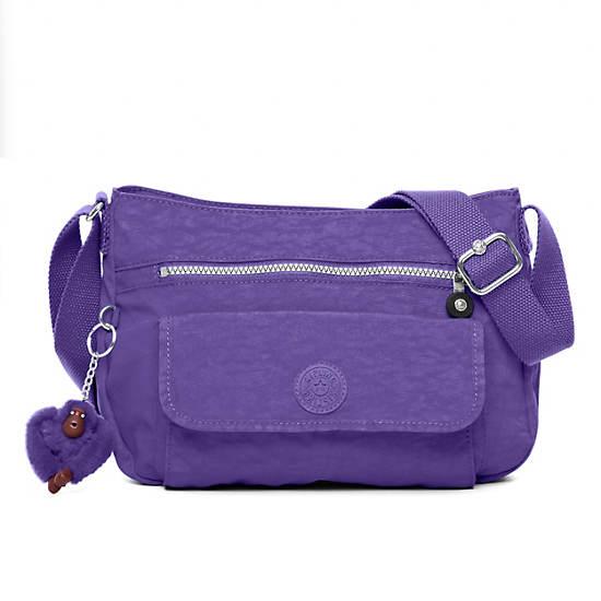 Syro Crossbody Bag,Inlet Purple,large