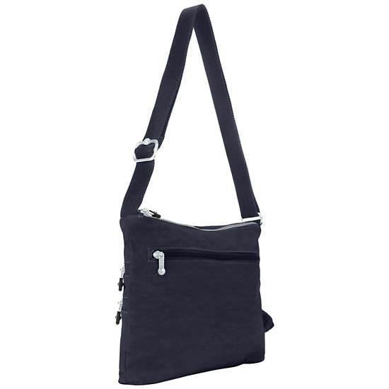 Alvar Crossbody Bag,True Blue,large