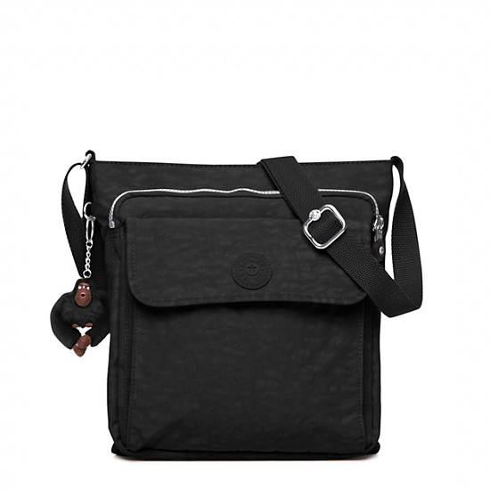 Machida Crossbody Bag,Black,large