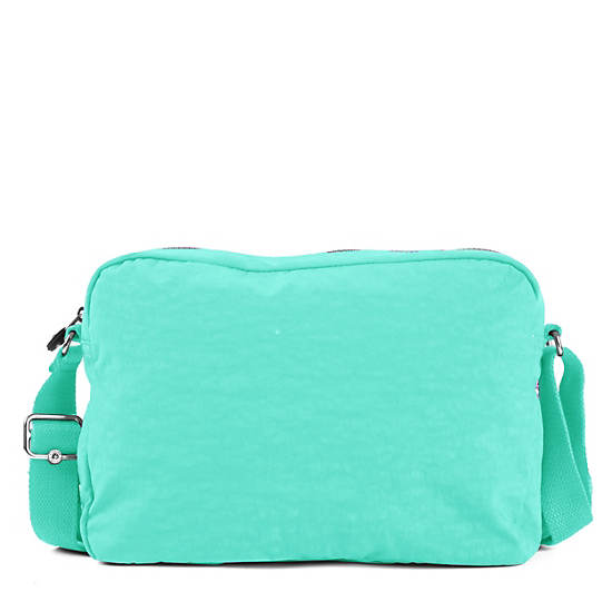 Gracy Crossbody Bag,Fresh Teal,large