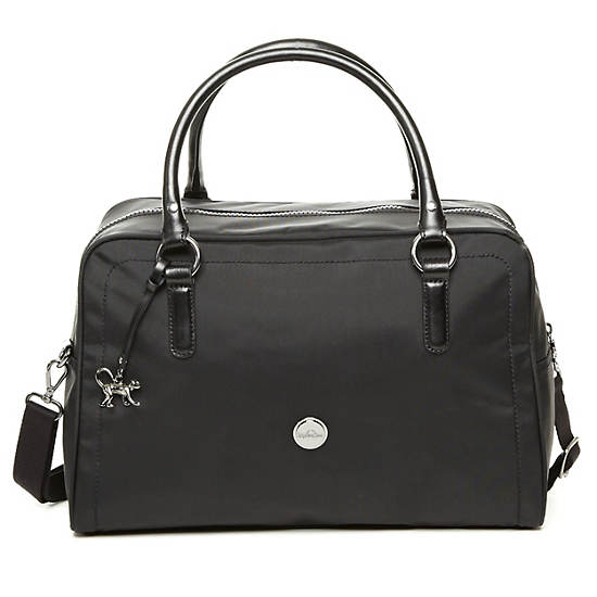 Coleen Handbag,Black,large