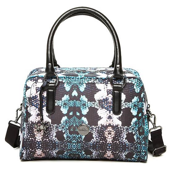 Dansira Handbag,Snake Kaleidoscope,large