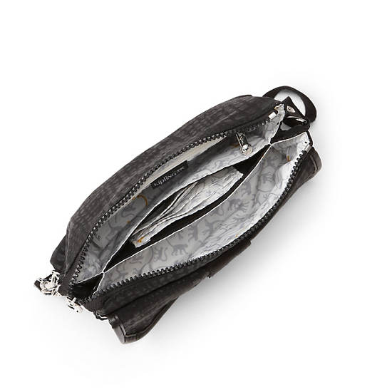 Vecka Wallet,Black Pink Sherbert Combo,large