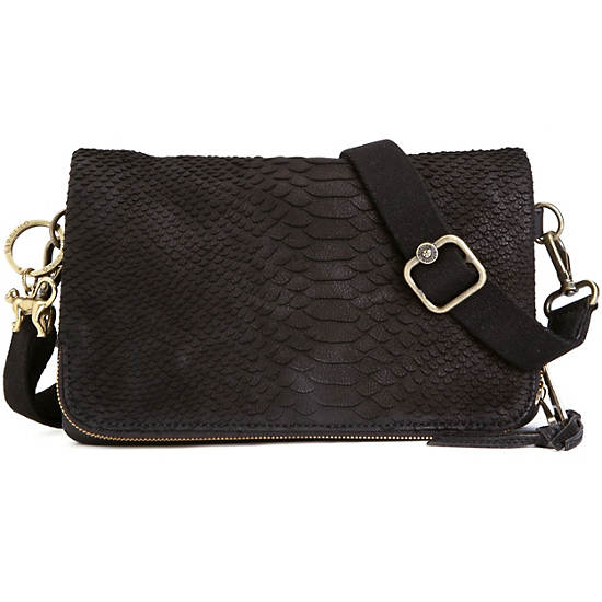 Verra Leather Crossbody Bag,Hello Weekend,large