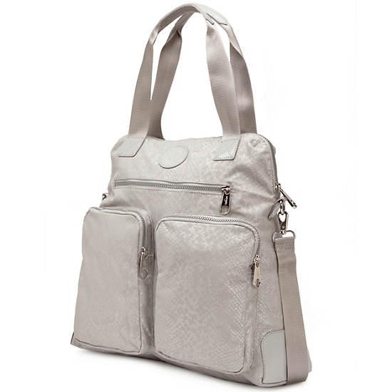 Maddie Handbag,Silversnake,large
