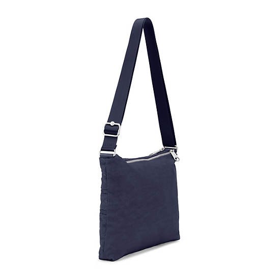 Alvar Crossbody Bag,True Blue,large