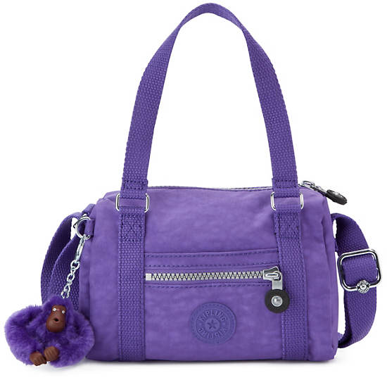 RYDER SMALL CROSSBODY HANDBAG,Vivid Purple,large