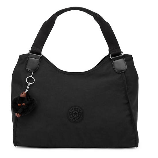 Sarande Handbag,Black,large