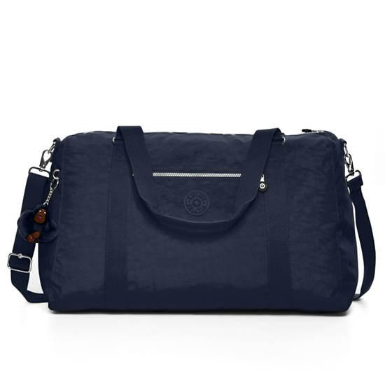 Itska Solid Duffle Bag,True Blue,large