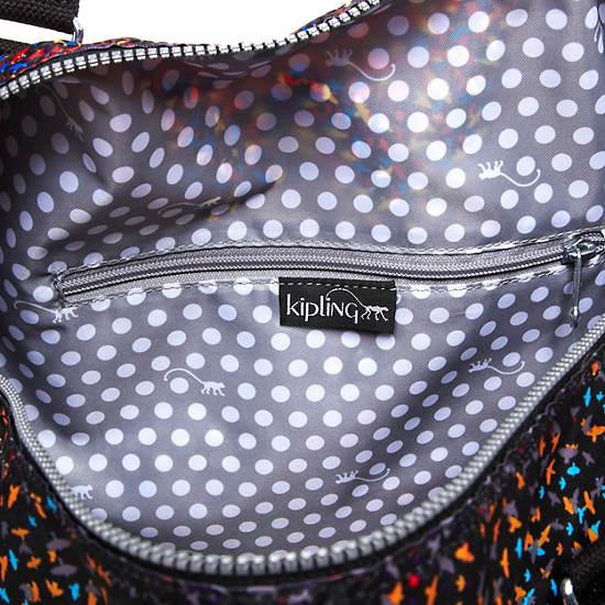 Itska Print Duffle Bag,Vipin,large