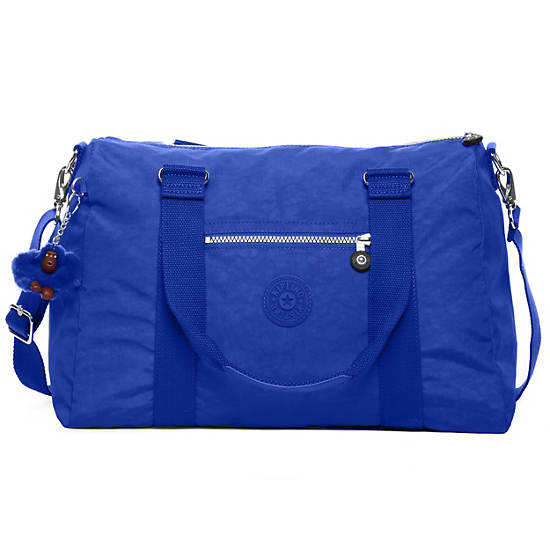 Small Itska Duffel,Glacier Blue,large