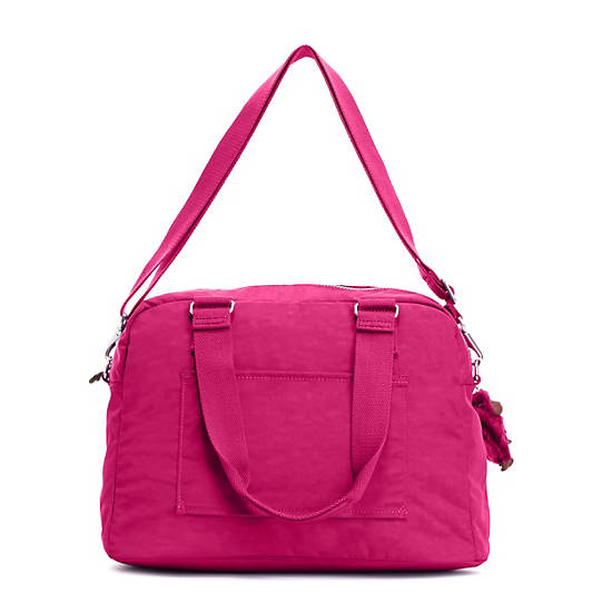 New Weekend Travel Bag,Very Berry,large