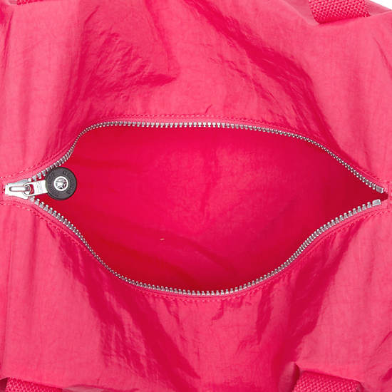 FLONA FOLDABLE DUFFLE BAG,True Blue,large