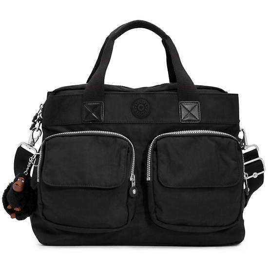 New Diaper Bag,Black,large