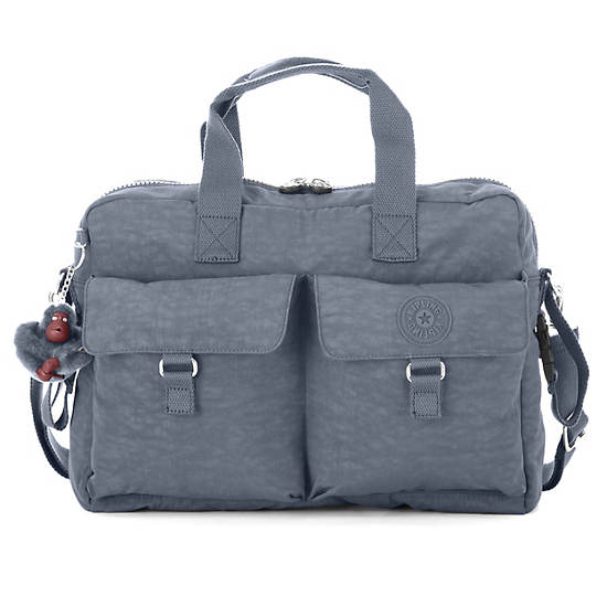 New Diaper Bag,Steppegrey,large