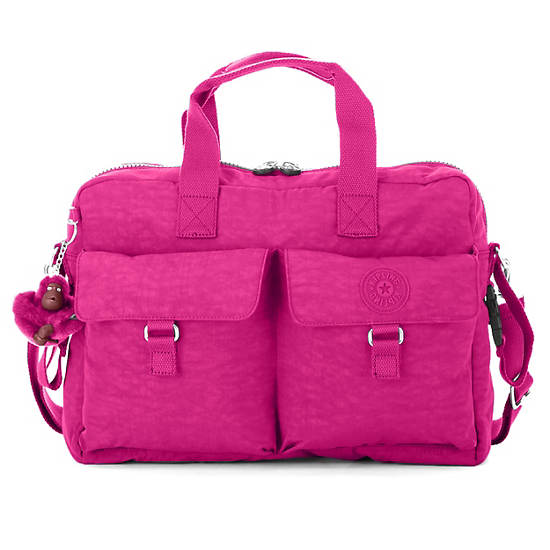 New Diaper Bag,Very Berry,large