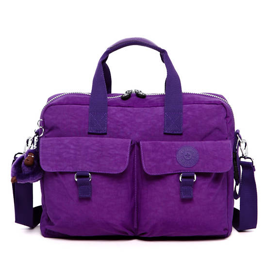New Diaper Bag,Tile Purple,large