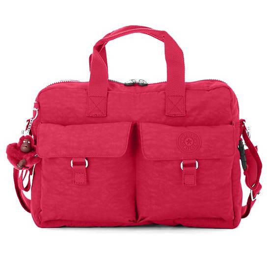 New Diaper Bag,Soft Pink Velvet,large