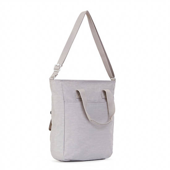 Johanna Tote Bag,Slate Grey,large