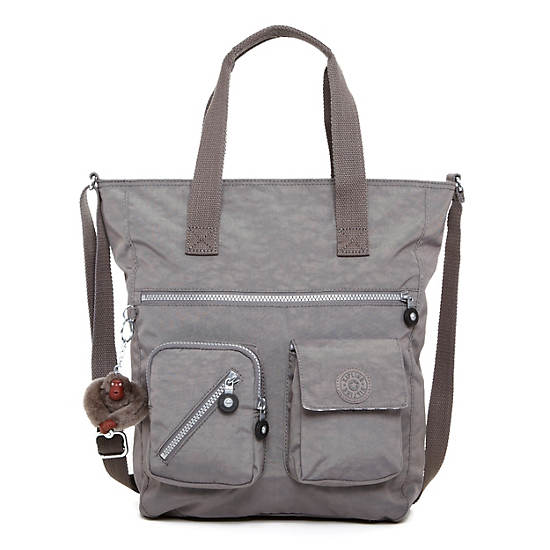 Johanna Tote Bag,Celo Grey,large