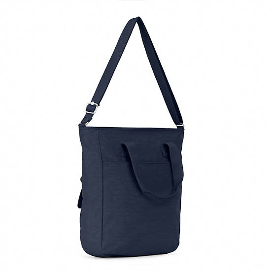 Johanna Tote Bag,True Blue,large