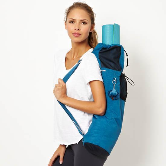 Birtie Yoga Bag,Sailor Blue,large