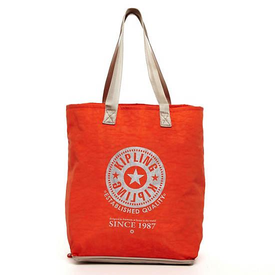 Hip Hurray Foldable Tote Bag,Blossom,large