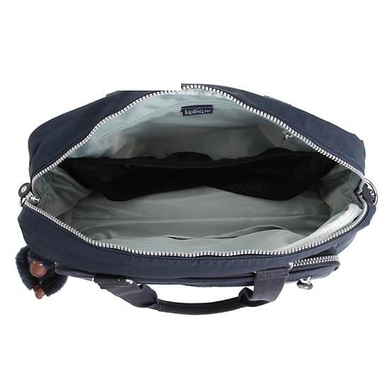 Alanna Diaper Bag,True Blue,large