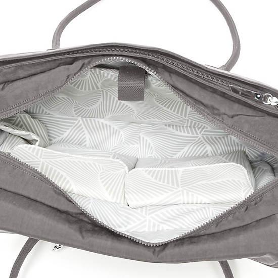 Super City Bag,Lacquer Black,large