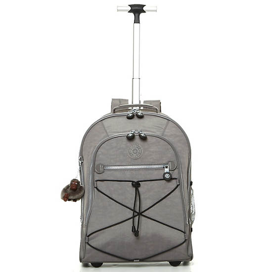 Sausalito Rolling Backpack,Celo Grey,large
