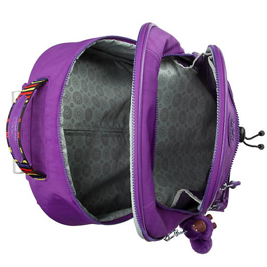 Sausalito Rolling Backpack,Tile Purple,large