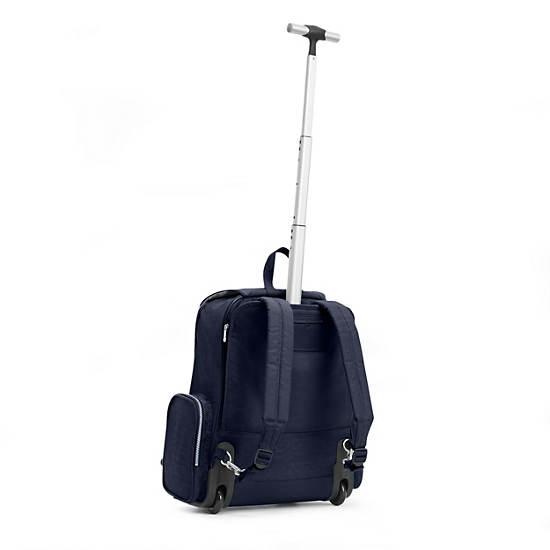 Alcatraz II Rolling Laptop Backpack,True Blue,large
