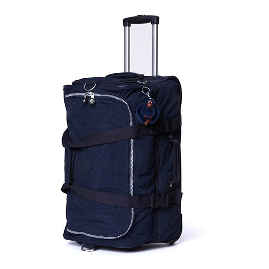 Teagan Small Wheeled Duffel,True Blue,large
