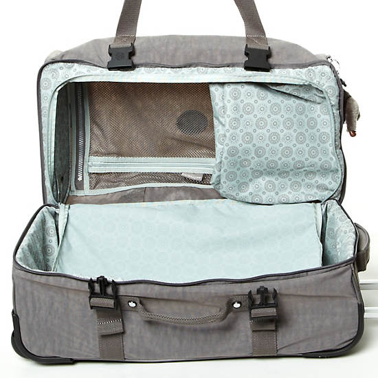 Teagan Large Wheeled Duffel,Celo Grey,large