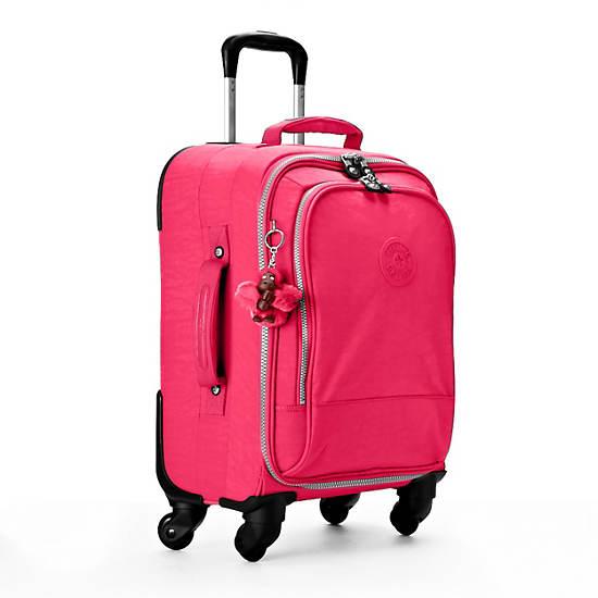 Yubin 55 Spinner Luggage,Vibrant Pink,large